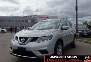2015 Nissan Rogue S  AWD NoAccidents CPO Available 