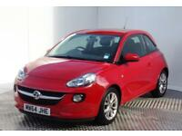 Vauxhall Adam JAM (red) 2014-11-28
