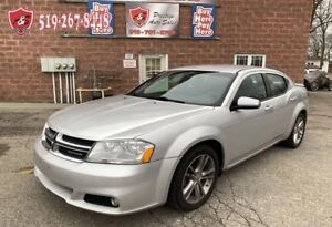 2011 Dodge Avenger SXT/NO ACCIDENT/CERTIFIED/WARRANTY INCLUDED