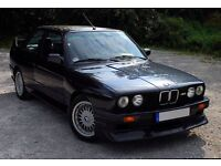 BMW E30 M3 **WANTED**