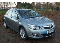 2015 Vauxhall Astra 1.4 i TURBO VVT 16v SRi 5dr, LIMITED EDITION, 6 SPEED, VERIFIED LOW MILEAGE