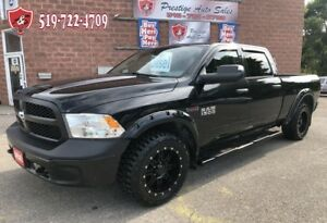 2015 Dodge Ram 1500 ECODIESEL/4X4/CREW CAB/ONE OWNER/NO ACCIDENT