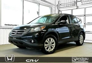 2013 Honda CR-V EX + AWD + TOIT + CAMERA +
