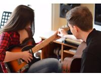 Full time guitar tutor needed in Sutton, London