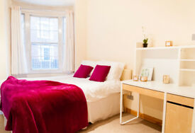 Double Room, Paddington, Central London, Bayswater, Royal Oak, Zone 1, Bills Included, gt8