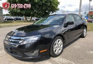 2011 Ford Fusion SE/NO ACCIDENT/CERTIFIED/WARRANTY INCLUDED