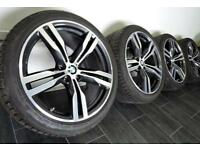 "20"" Genuine BMW 7 SERIES M SPORT STYLE 648M ALLOY WHEELS & PREMIUM RFT TYES"