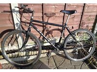 "Mountain Bike Cycle Bicycle 18 Speed 19"" Frame Can Deliver Norwich Area"
