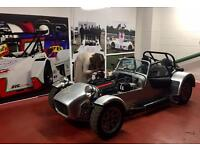 CATERHAM 7 SUPERSPORT K-Series 140bhp (Huge Build Spec)