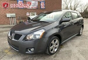 2009 Pontiac Vibe AWD/SAFETY INCLUDED