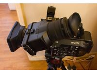 Camcorder Sony PXW-FS7 Solid 4 Months Old
