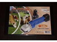 Horse Cattle Cordless Clippers Brand New