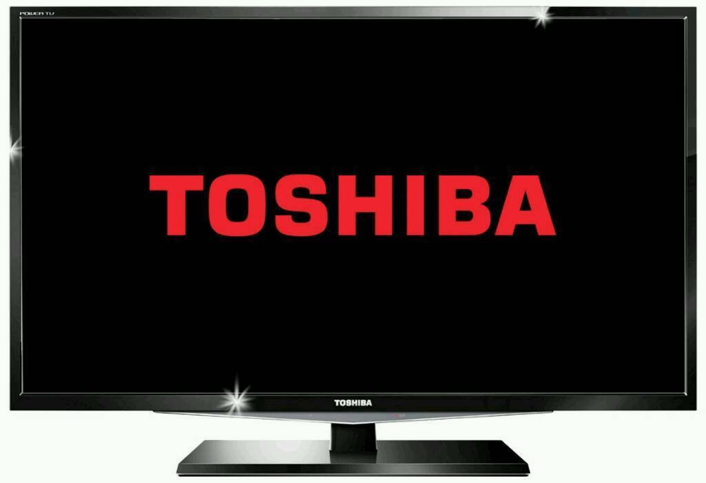 Toshiba 32 inch lcd HD free view 1080p TV free nn delivery 3 months warranty