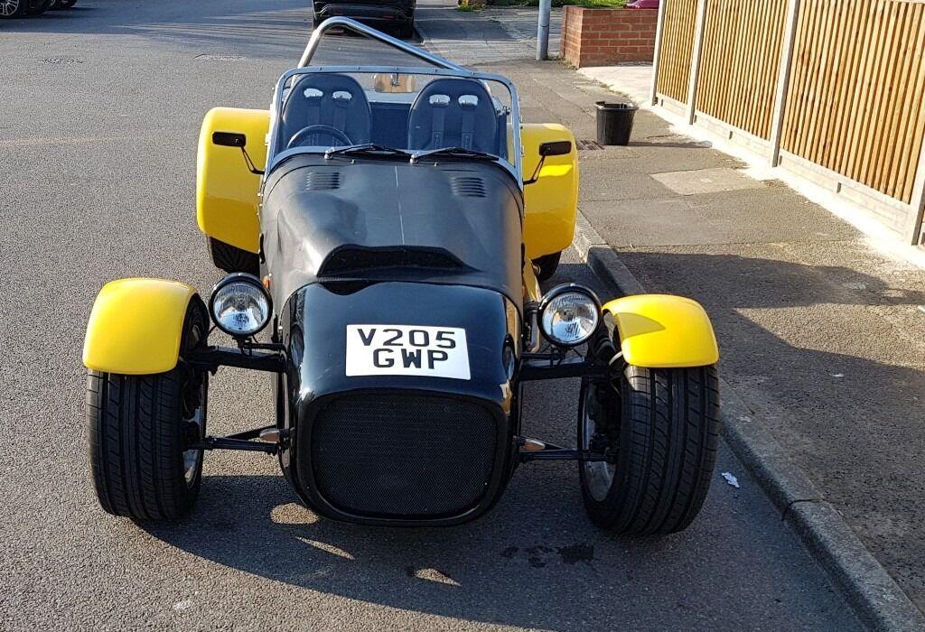 Formula 27 7 Style Kit Car Like Westfield Locost Robin Hood