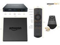 Amazon Firestick/box with kodi installed