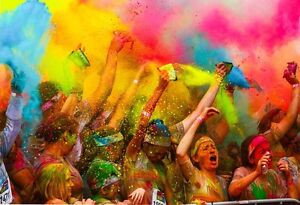 PERTH COLOUR RUN TICKET X1 Salter Point South Perth Area Preview
