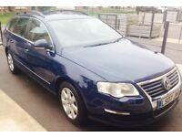 Volkswagen Passat 2.0 Estate Diesel full year MOT!!!! COMPLETE BARGAIN!!!!