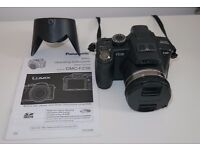 Panasonic Lumix DMC-FZ38 Digital Camera - Black (12.1MP, 18 x Optical Zoom)