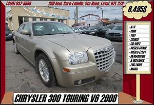 2008 Chrysler 300 Touring CUIR TOIT