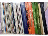 "Job lot 12"" Vinyl. Easy Listening.54 discs + 5 Box sets."