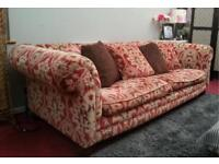 Tetrad Grand Elgar Sofa