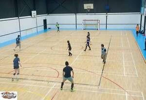 Mixed Futsal Teams Wanted @ Box Hill Sundays Box Hill South Whitehorse Area Preview