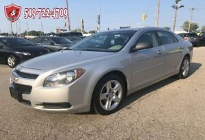 2011 Chevrolet Malibu LS/NO ACCIDENT/CERTIFIED/WARRANTY INCLUDED