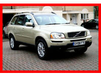 7 Seater -- VOLVO XC90 2.4D5 -- Diesel Automatic -- Part Exchange OK -- Drives Good