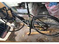 Cannondale caadx 105 bike amazing condition