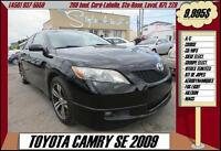 2009 Toyota Camry SE A/C CRUISE CD/MP3