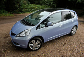 HONDA JAZZ 1.4 iVTEC EX, Top of the range, 2011, FSH. (was briefly in Bristol, now back in Exmouth)