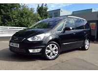 2012 PCO LICENCED FORD GALAXY FOR RENT