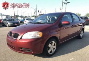 2009 Pontiac G3 WAVE/ONE OWNER/NO ACCIDENT/CERTIFIED/WARRANTY IN