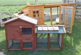 Pet/Rabbit/Chicken Hutch