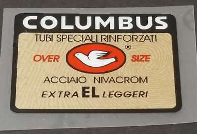 free shipping silk screen COLUMBUS OFF ROAD decal sticker frame fork