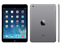 IPAD MINI 2 - SPACE GREY - IMMACULATE CONDITION - 16GB - CELLULAR (UNLOCKED TO ALL NETWORKS) - £179