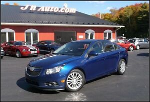 2012 Chevrolet Cruze Eco 1.4 Turbo