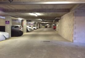 Underground, secure Parking Space available in great location in Battersea