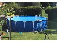 14ft Swimming pool