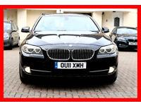 2011 BMW 520D SE 4 DOOR --- Diesel --- Automatic --- Part Exchange Welcome --- Drives Good