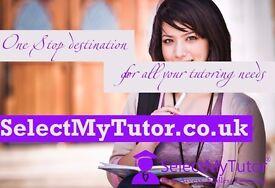 Tutor / Teacher Summer Jobs £45 p/h- GCSE & A-Level Private Tutors Needed - English Maths Science