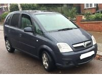 VAUXHALL MERIVA BREAKING FOR SPARES