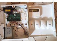 Texecom Premier Elite 24 KIT Security Alarm System