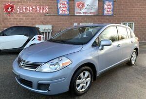 2011 Nissan Versa 1.8 SL/ONE OWNER/CERTIFIED/WARRANTY INCLUDED