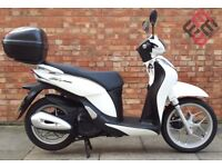 Honda SH Mode 125, Immaculate condition with 665 miles