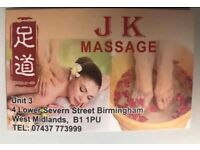 NEW!!! JK Massage Birmingham