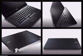 WINDOWS 7 Dell Latitude Laptop Core 2 Duo 4.52GHz 3GB Ram Warranty WEBCAM
