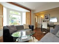 Lovely, Stoke Newington one-double bedroom flat in Victorian house, with separate entrance.