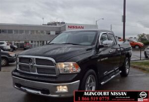 2012 Ram 1500 SLT HEMI|Big Horn Edition|Quad Cab|4x4|
