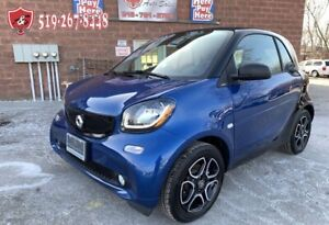2018 Smart Fortwo Passion Electric Drive - ONLY 37 KMS